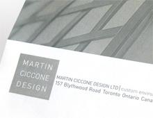 Martin Ciccone Design