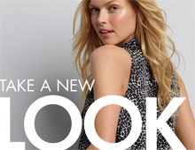 NEW LOOK campaign